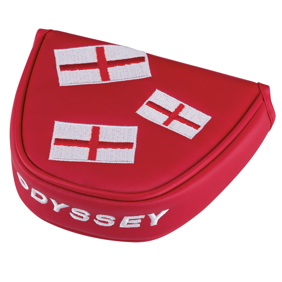 Odyssey England Mallet Headcover - Featured