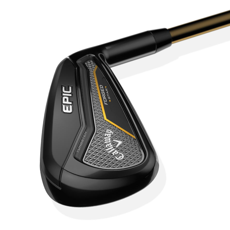 Women's Epic Forged Star High-Lofted Irons - Featured