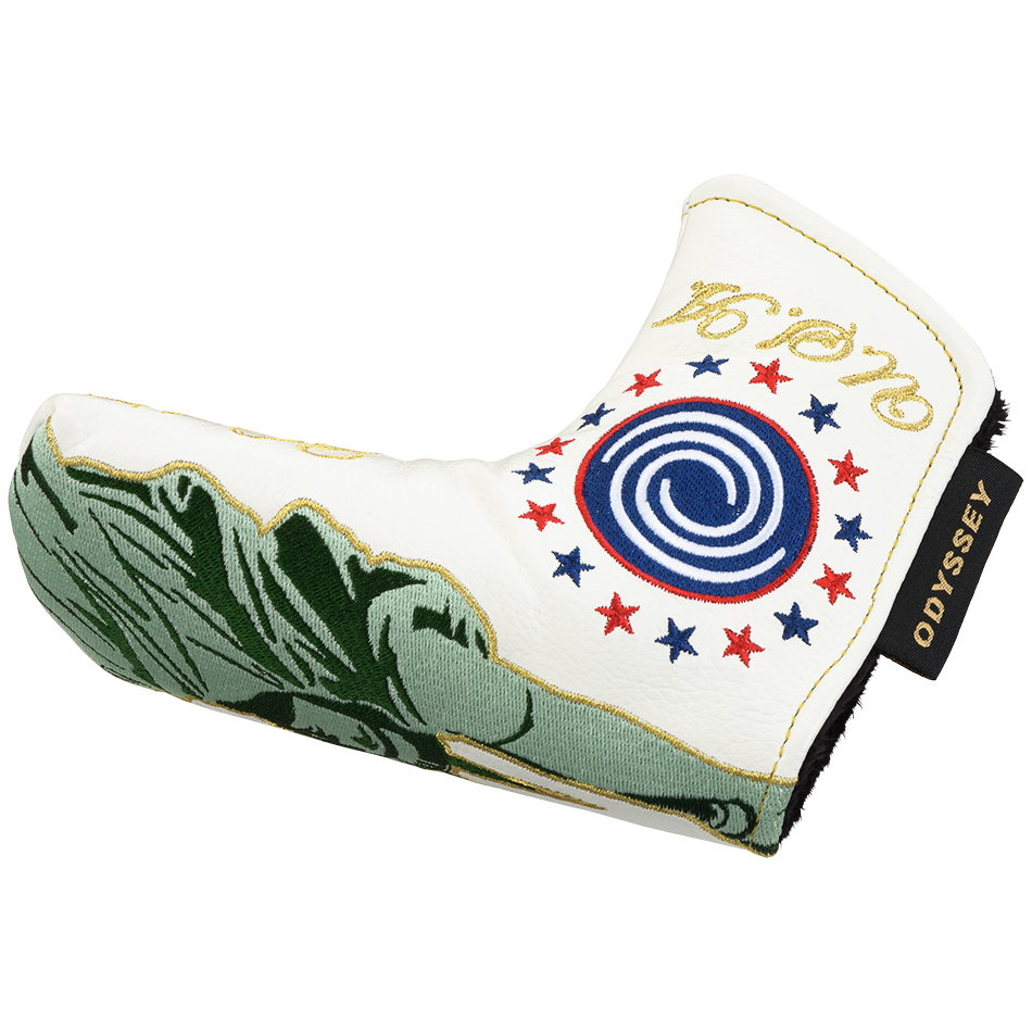 Limited Edition President's Cup Blade Headcover - View 2