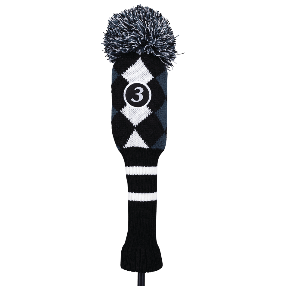 Pom Pom Fairway Headcover - View 2