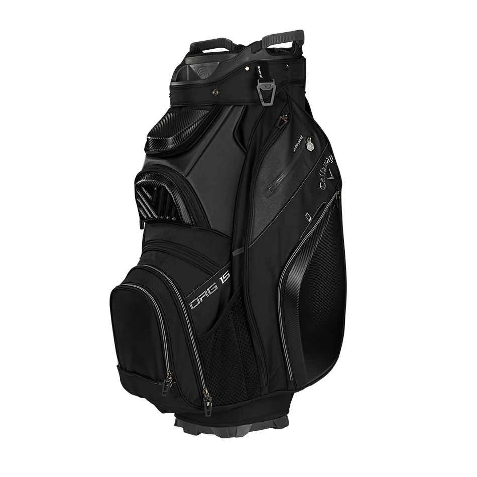 Org 15 Cart Bag - Featured