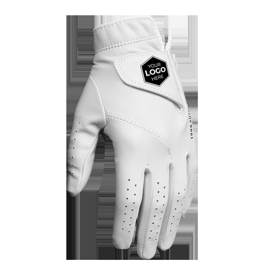 Women's Tour Authentic Logo Gloves - Featured