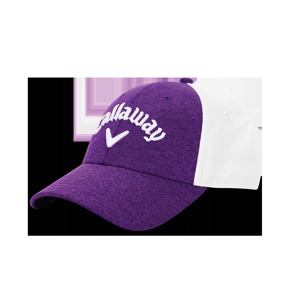 Women's Heathered Cap - View 1