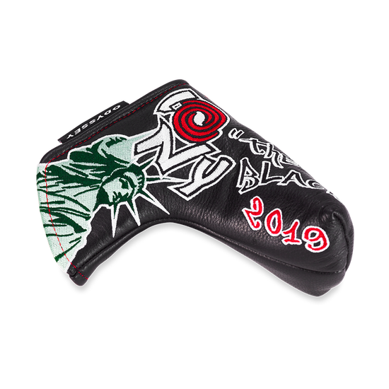 Limited Edition Odyssey May Major Blade Headcover