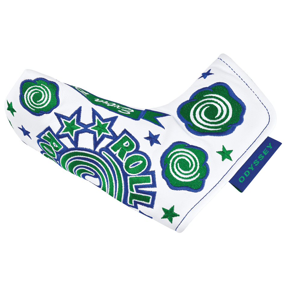 Limited Edition Roll the Rock Blade Headcover - View 2