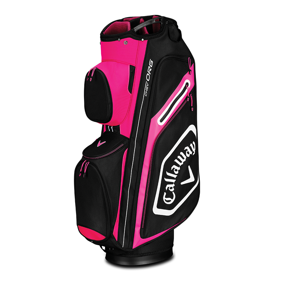 Chev Org Cart Bag - View 1