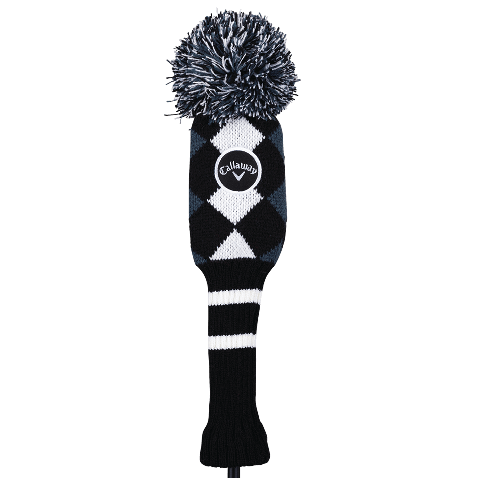 Pom Pom Fairway Headcover - Featured