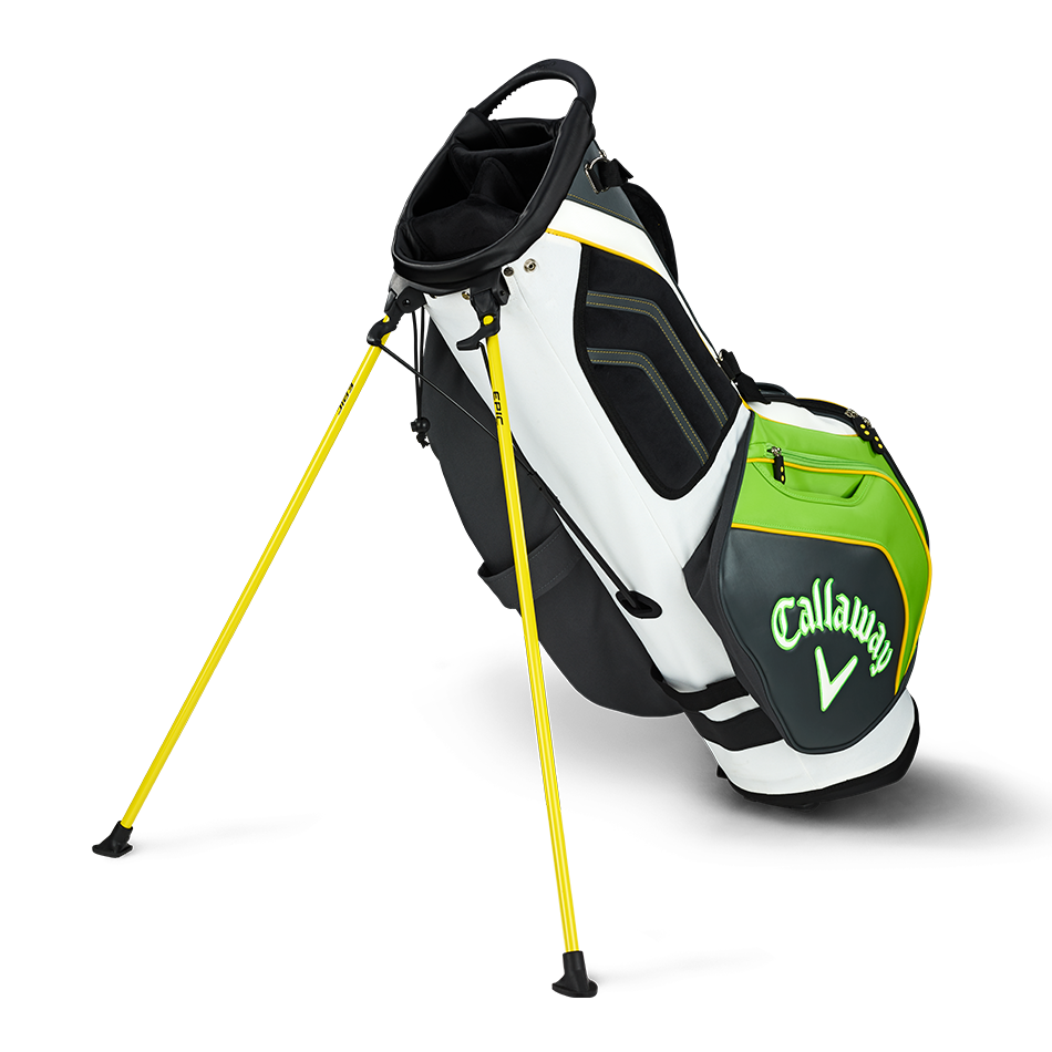 Epic Flash Staff Double Strap Stand Bag - View 2