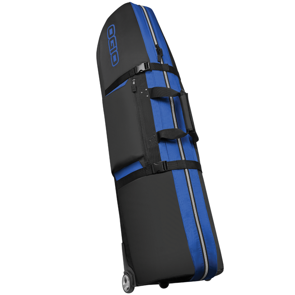 Straight Jacket Travel Bag - Featured