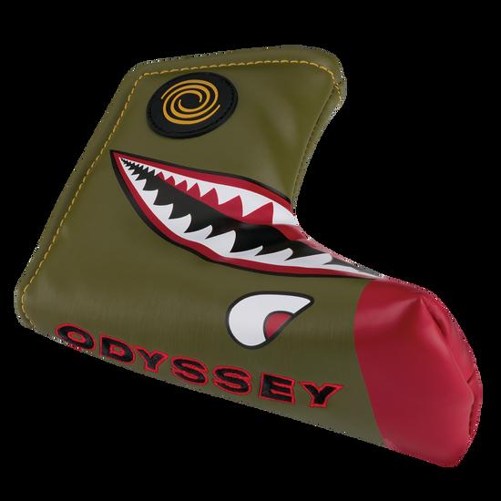 Odyssey Fighter Plane Blade Headcover