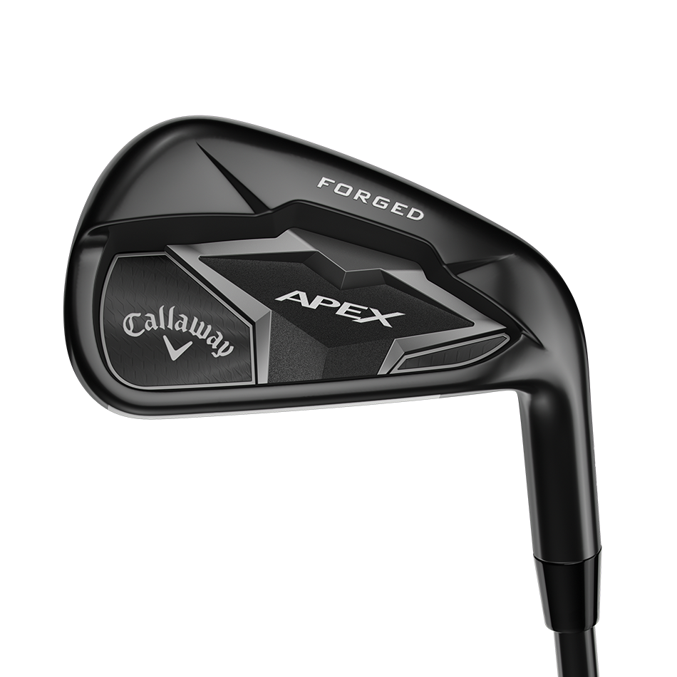 Apex Smoke 19 Irons - View 2
