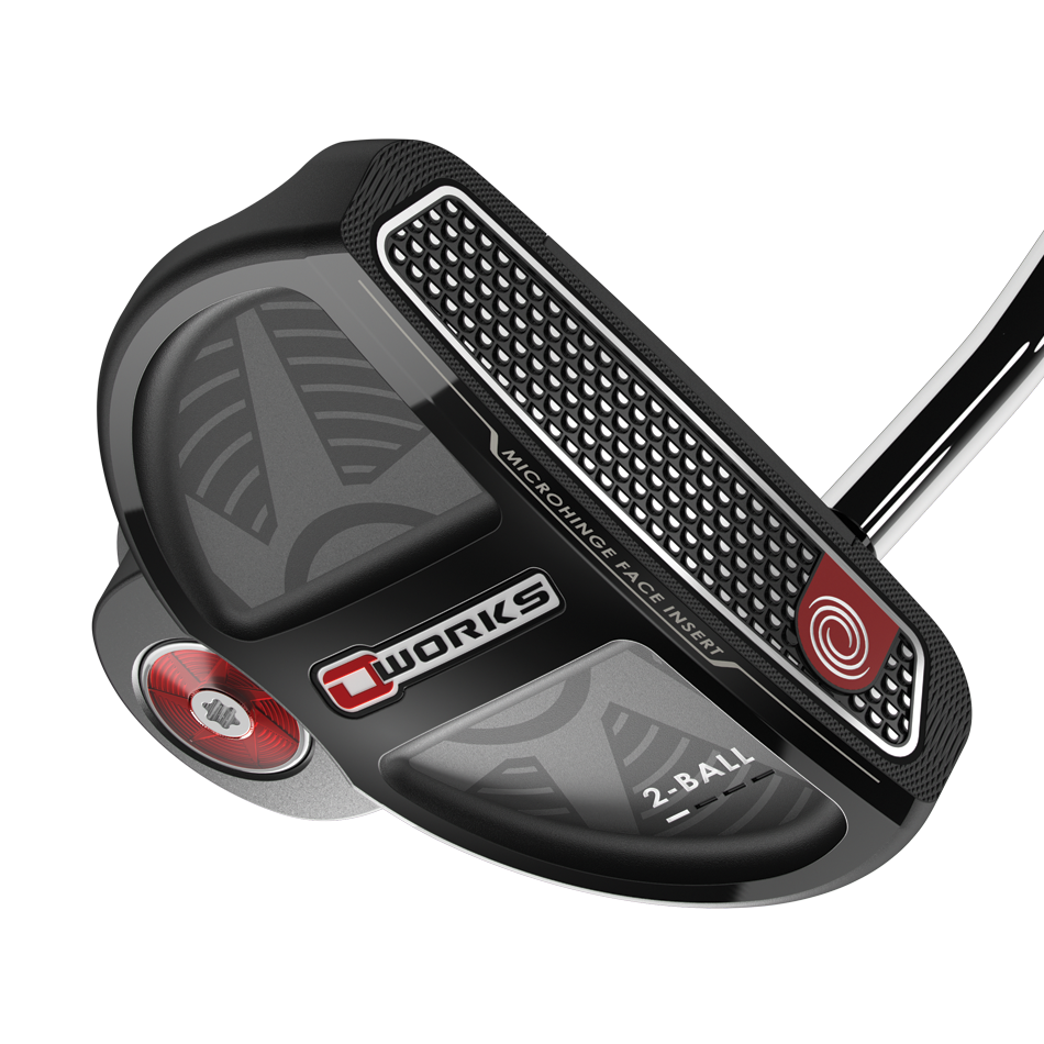 Odyssey O-Works 2-Ball Putter - View 4