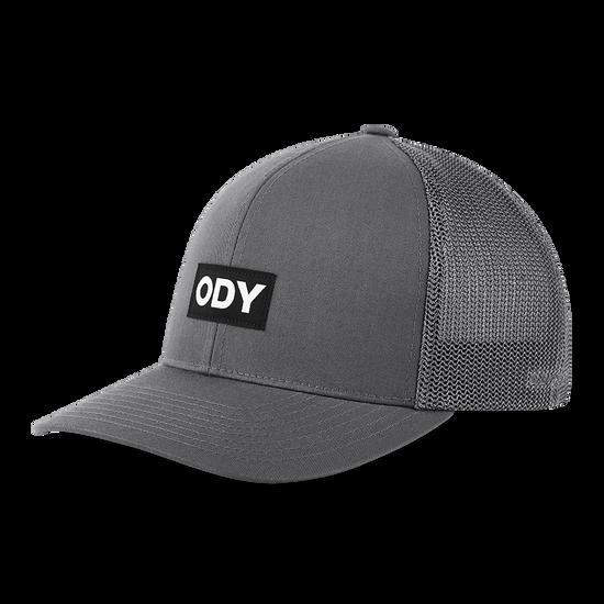 Odyssey Trucker Patch Mesh Cap