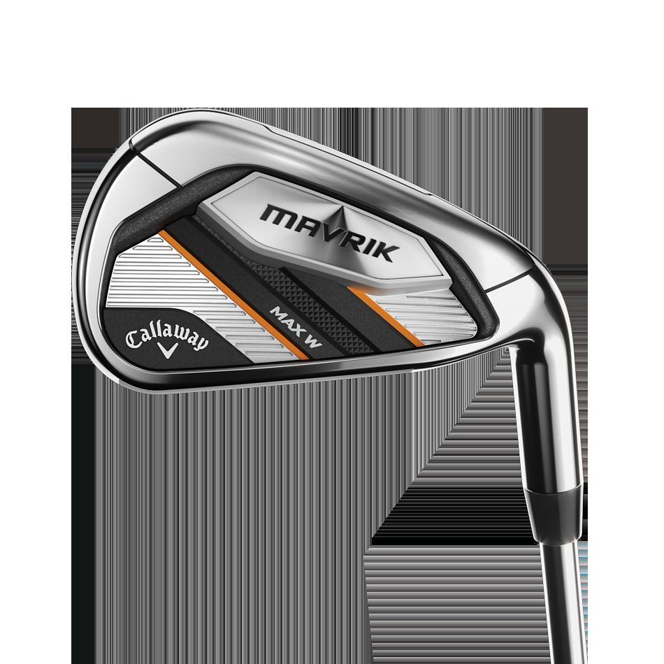 Women's MAVRIK MAX Irons/Hybrids Set - View 2