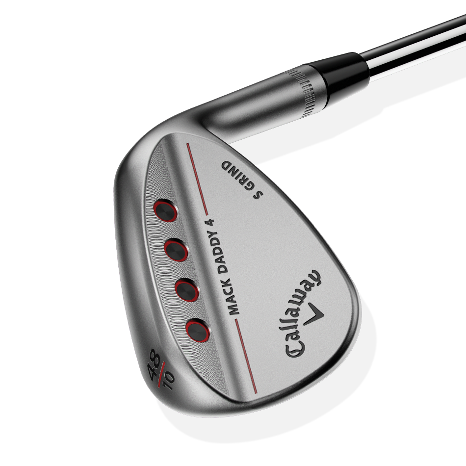 Mack Daddy 4 Chrome Wedges - Featured