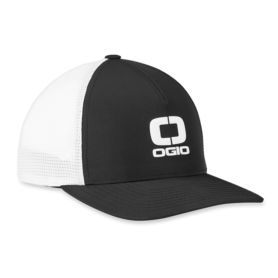 Badge Mesh Hat - View 2