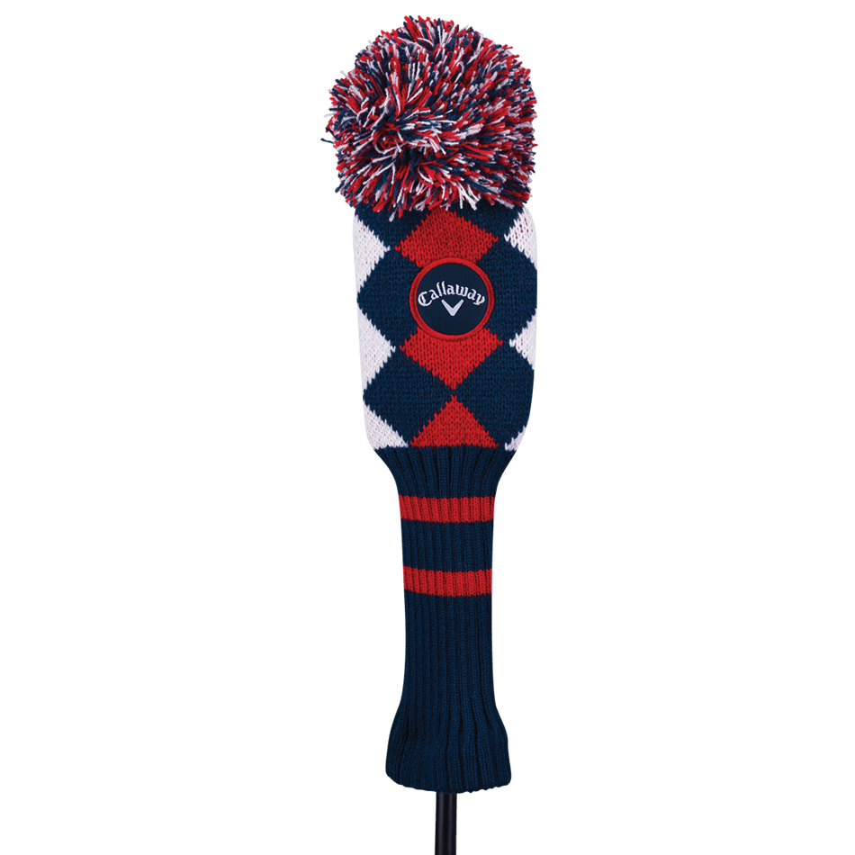 Pom Pom X Fairway Headcover - View 2