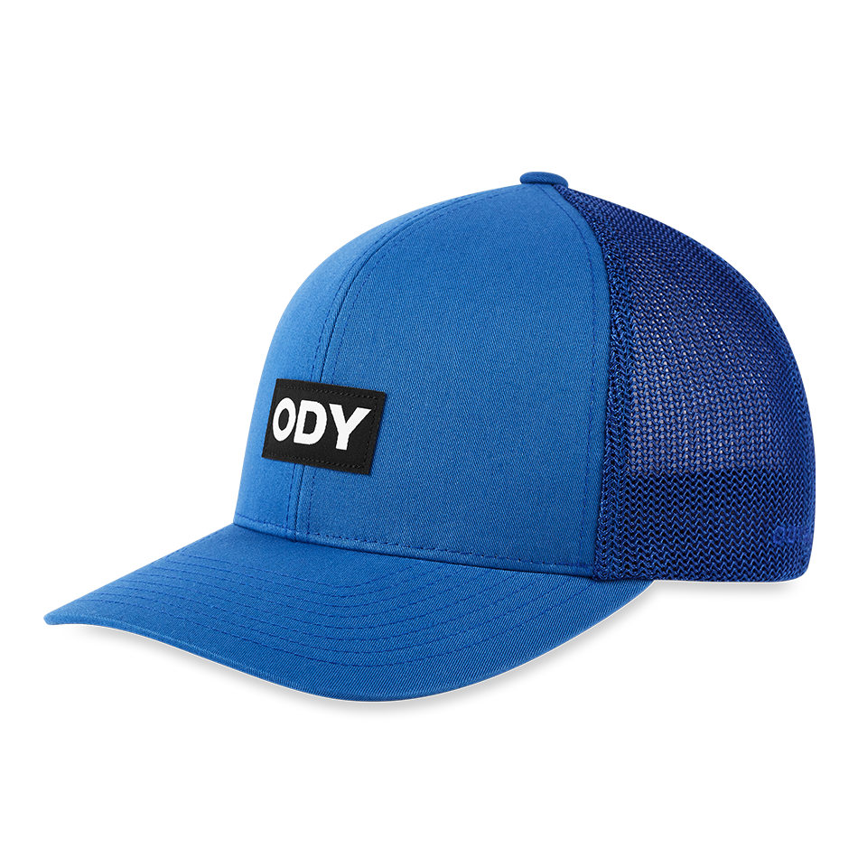Odyssey Trucker Patch Mesh Cap - Featured