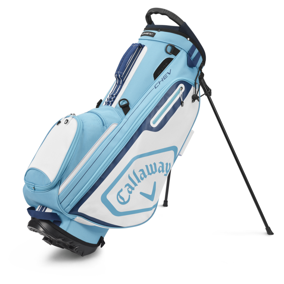 Chev Stand Bag - View 1