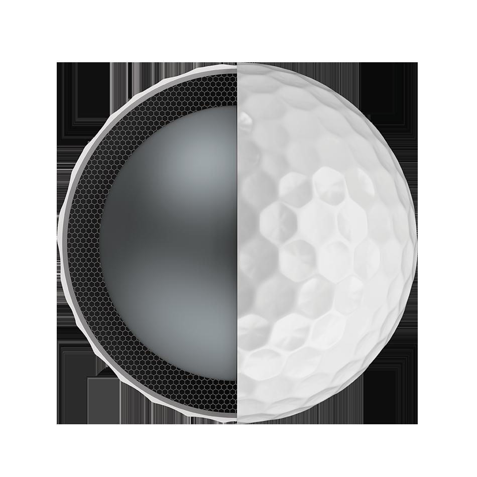 Chrome Soft X 18 Golf Balls - Personalised - View 4