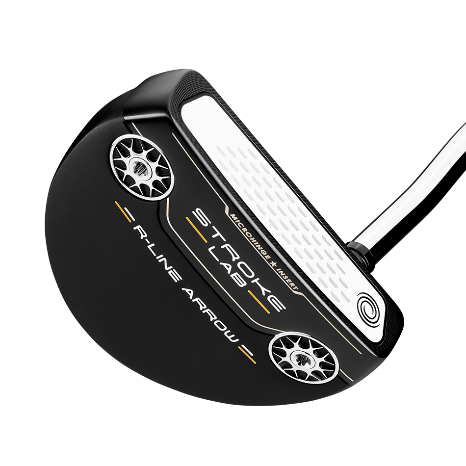 Stroke Lab Black R-Line Arrow Putter - View 4