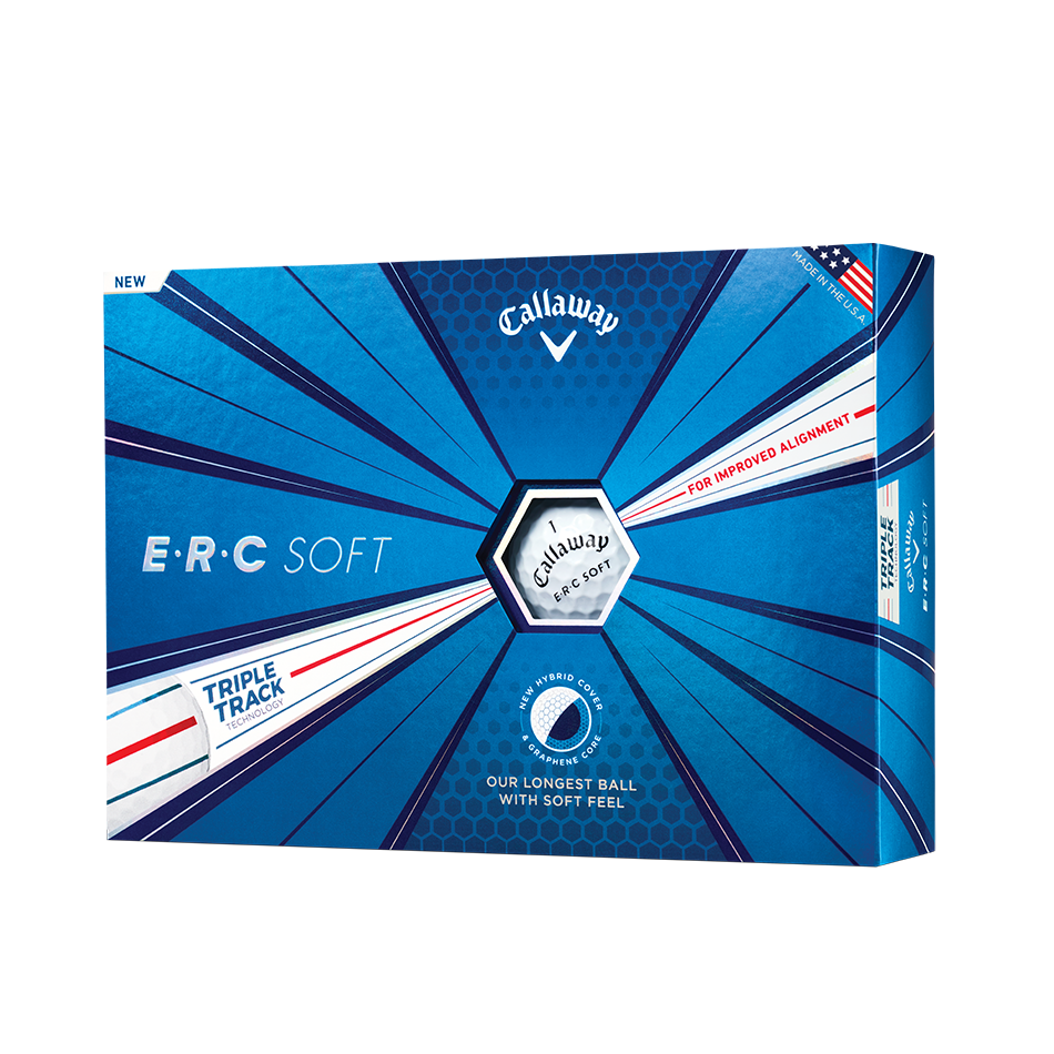 ERC Soft Golf Balls