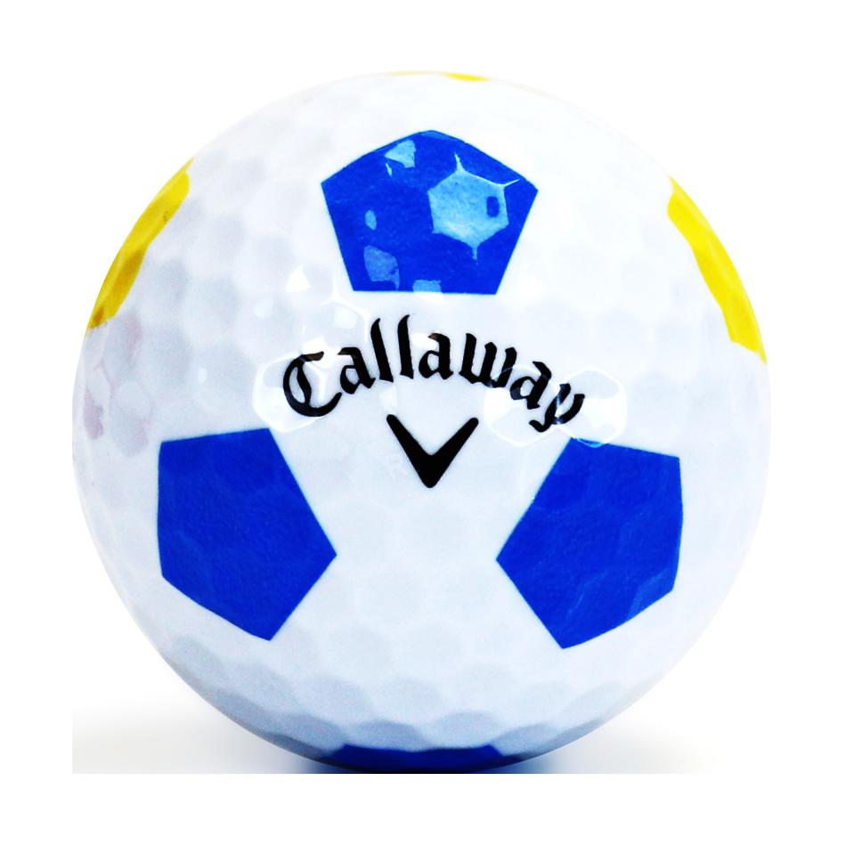 Chrome Soft Sweden Truvis Golf Balls - View 4