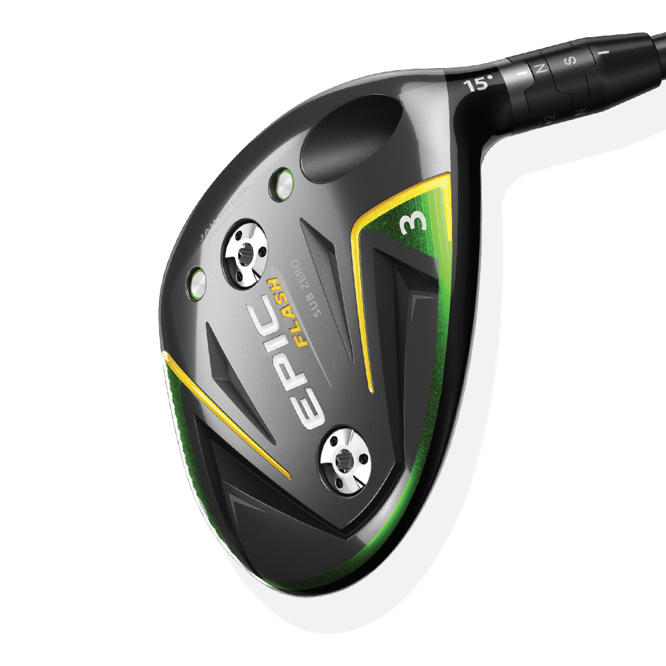 Epic Flash Sub Zero Fairway Woods - Featured
