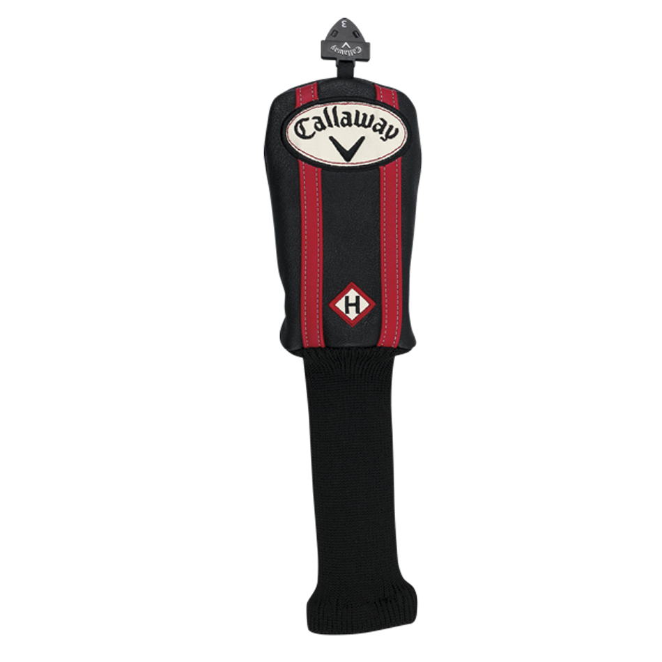 Vintage Hybrid Headcover - Featured