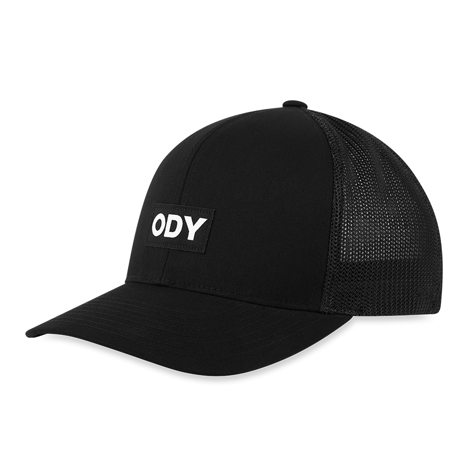 Odyssey Trucker Patch Mesh Cap - View 1