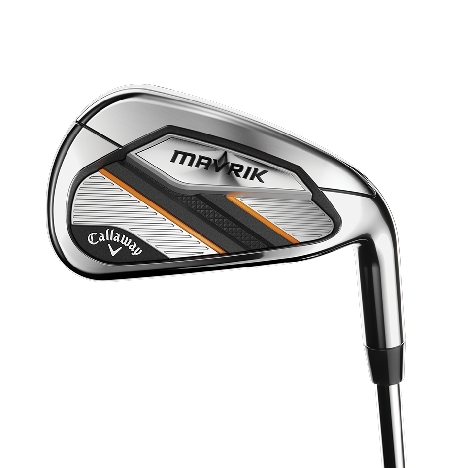MAVRIK Irons/Hybrids Set - View 2
