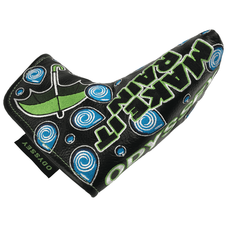 Limited Edition Make It Rain Blade Headcover - Featured