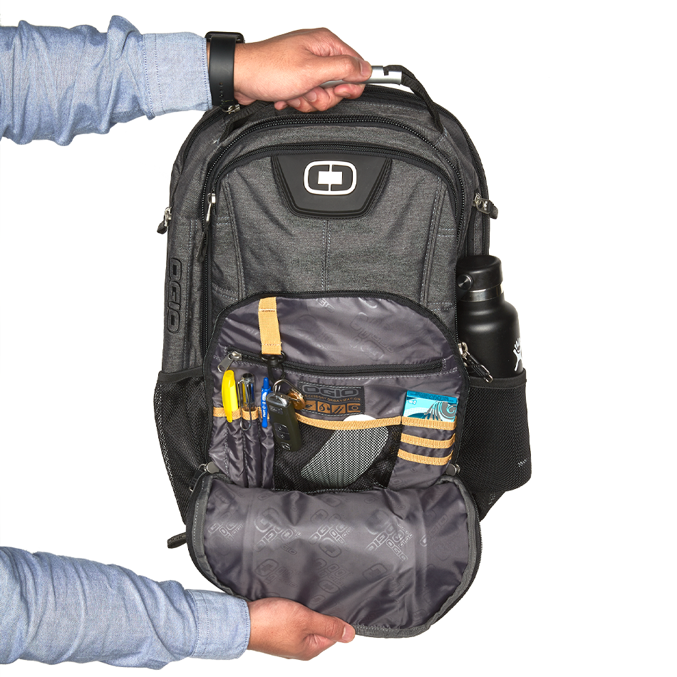 Axle Laptop Backpack - View 7