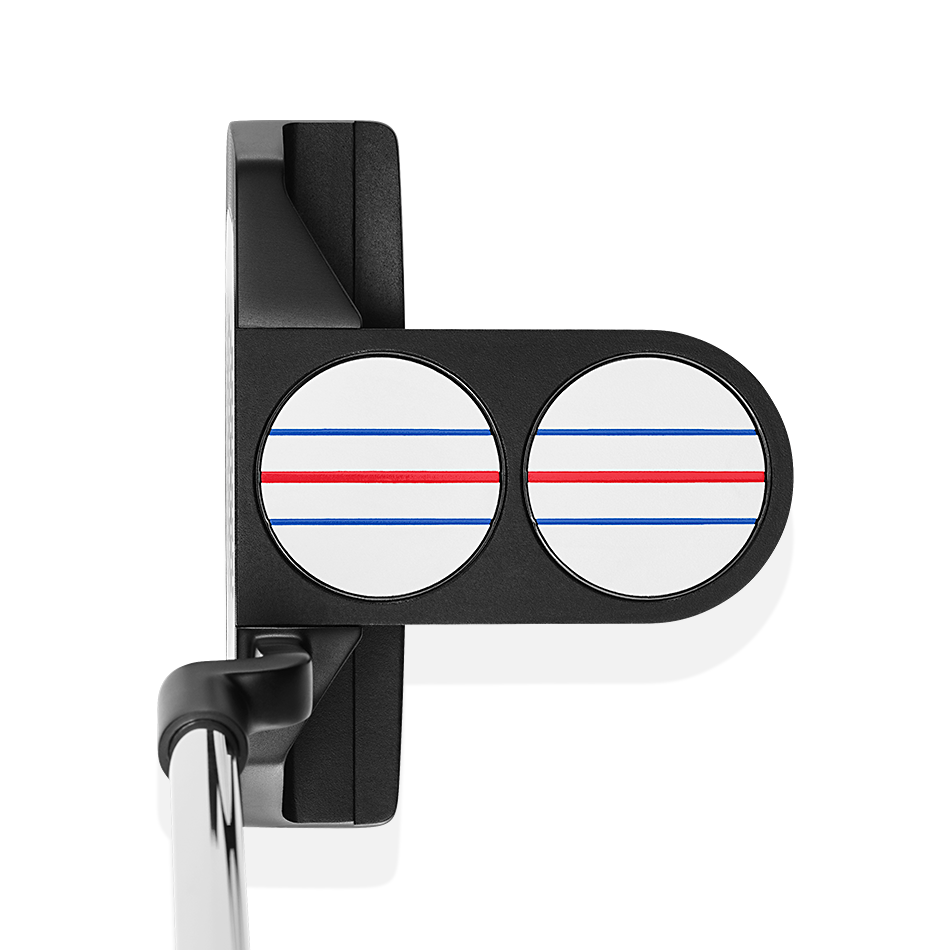 Triple Track 2-Ball Blade Putter - Featured