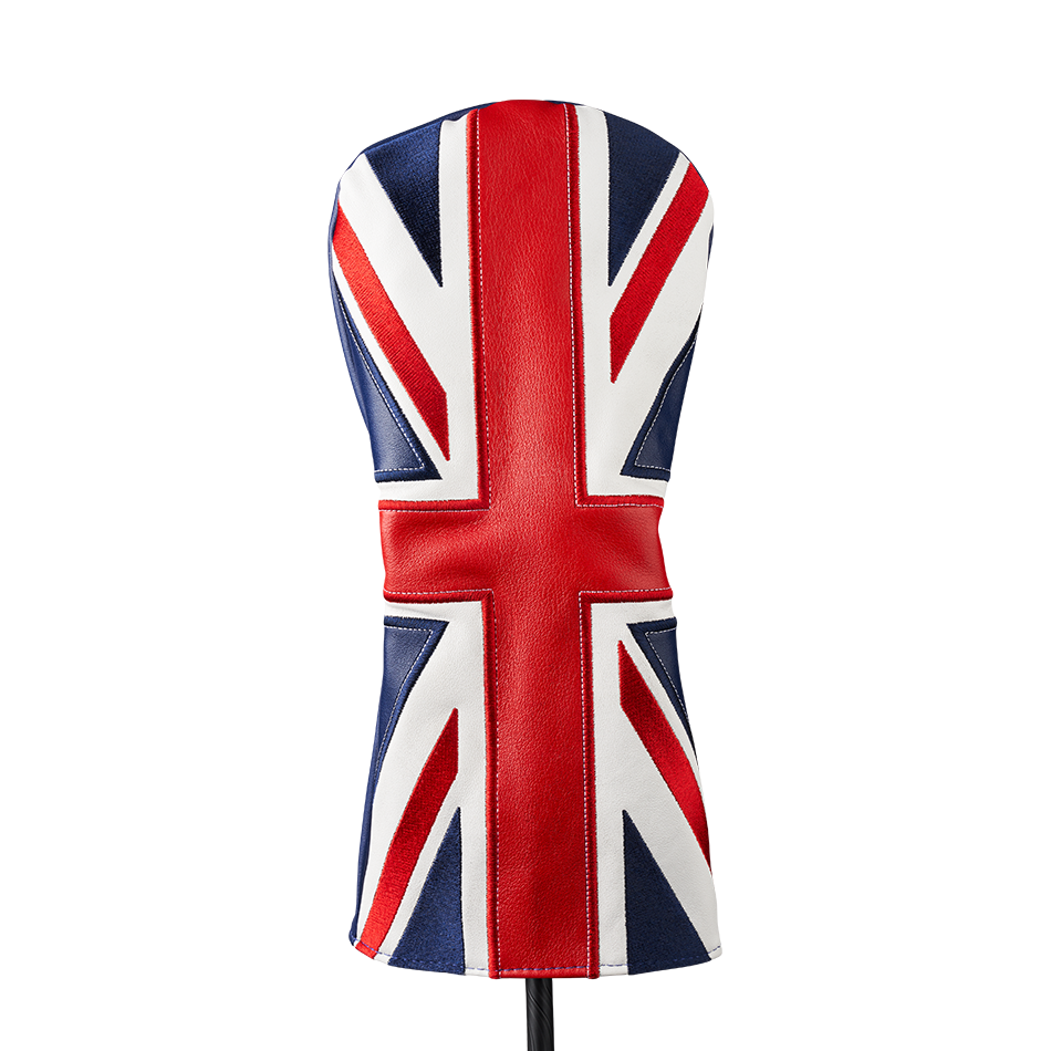 Union Jack Driver Headcover - Featured
