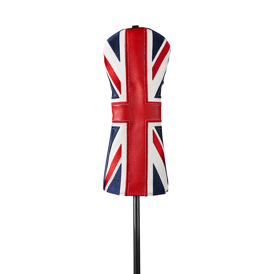 Union Jack Fairway Wood Headcover - Featured