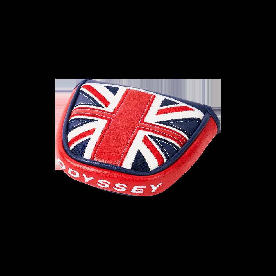 Union Jack Mallet Headcover