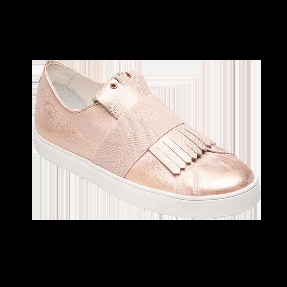 Women's Italia Series Kiltie Golf Shoes - View 3