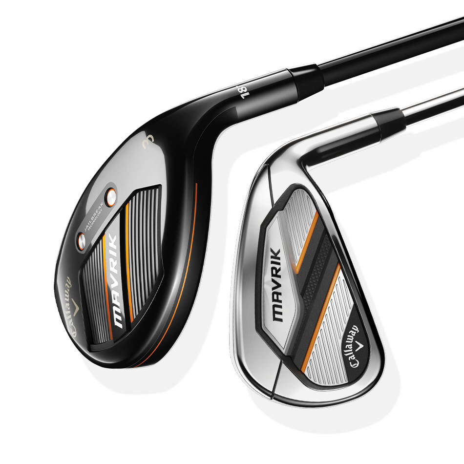 MAVRIK Irons/Hybrids Set - Featured