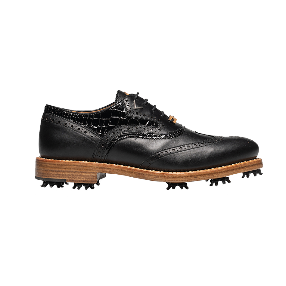 Men's Italia Series Classic Wing S Golf Shoes - View 1