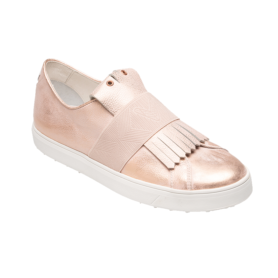 Women's Italia Series Kiltie Golf Shoes - View 3
