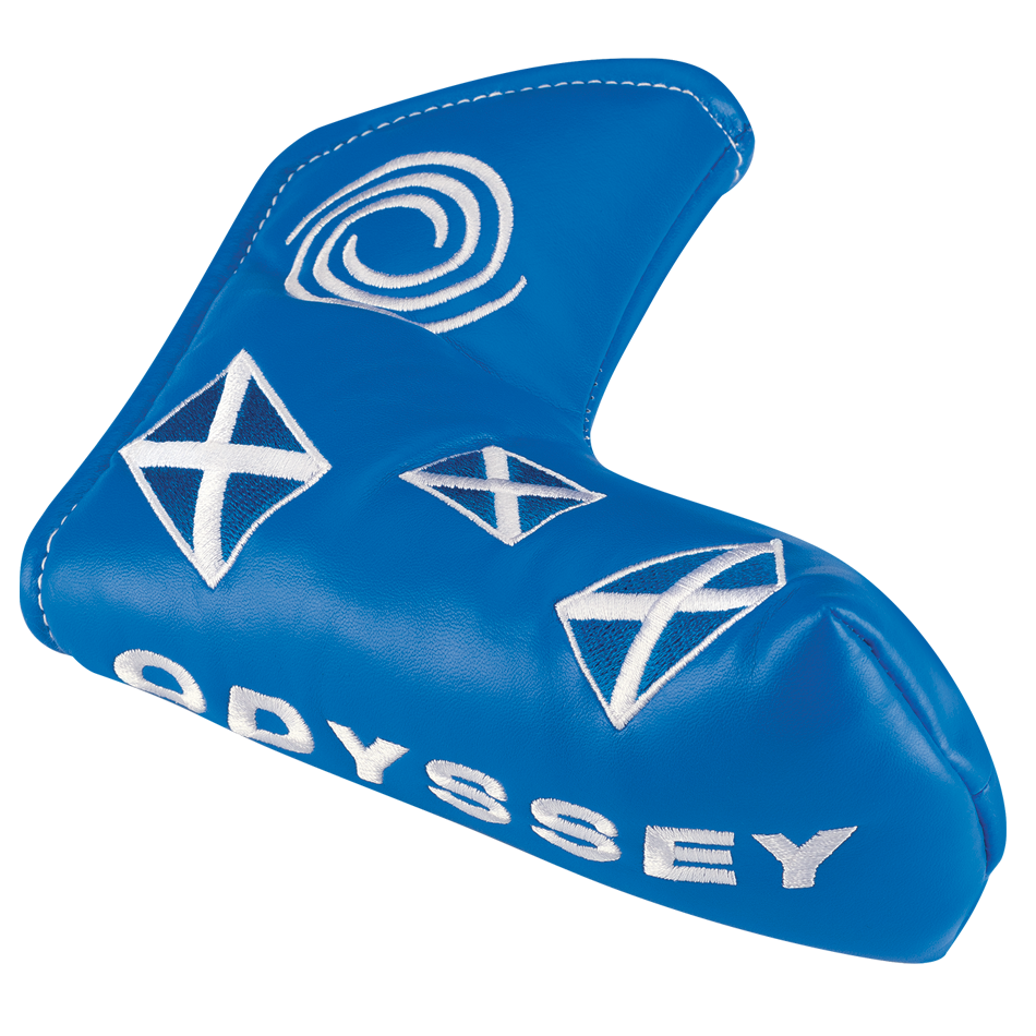 Odyssey Scotland Blade Headcover - Featured