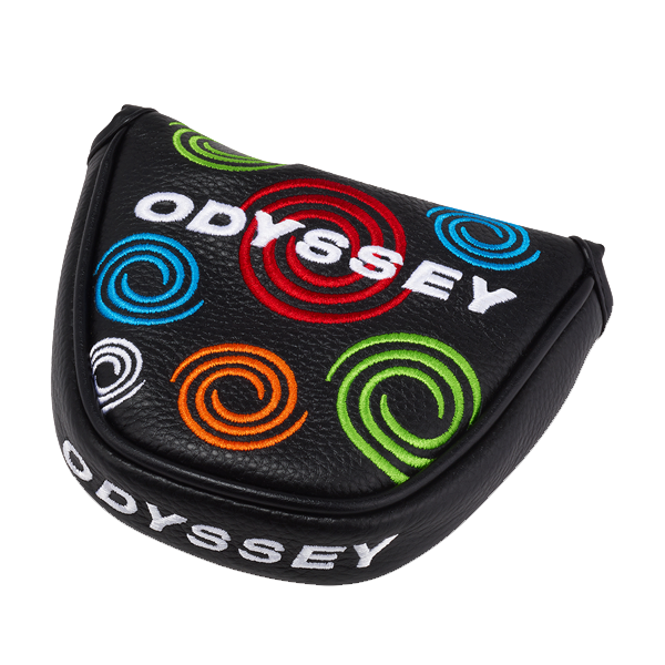 Special Edition Odyssey Tour Super Swirl Mallet Headcovers - Featured