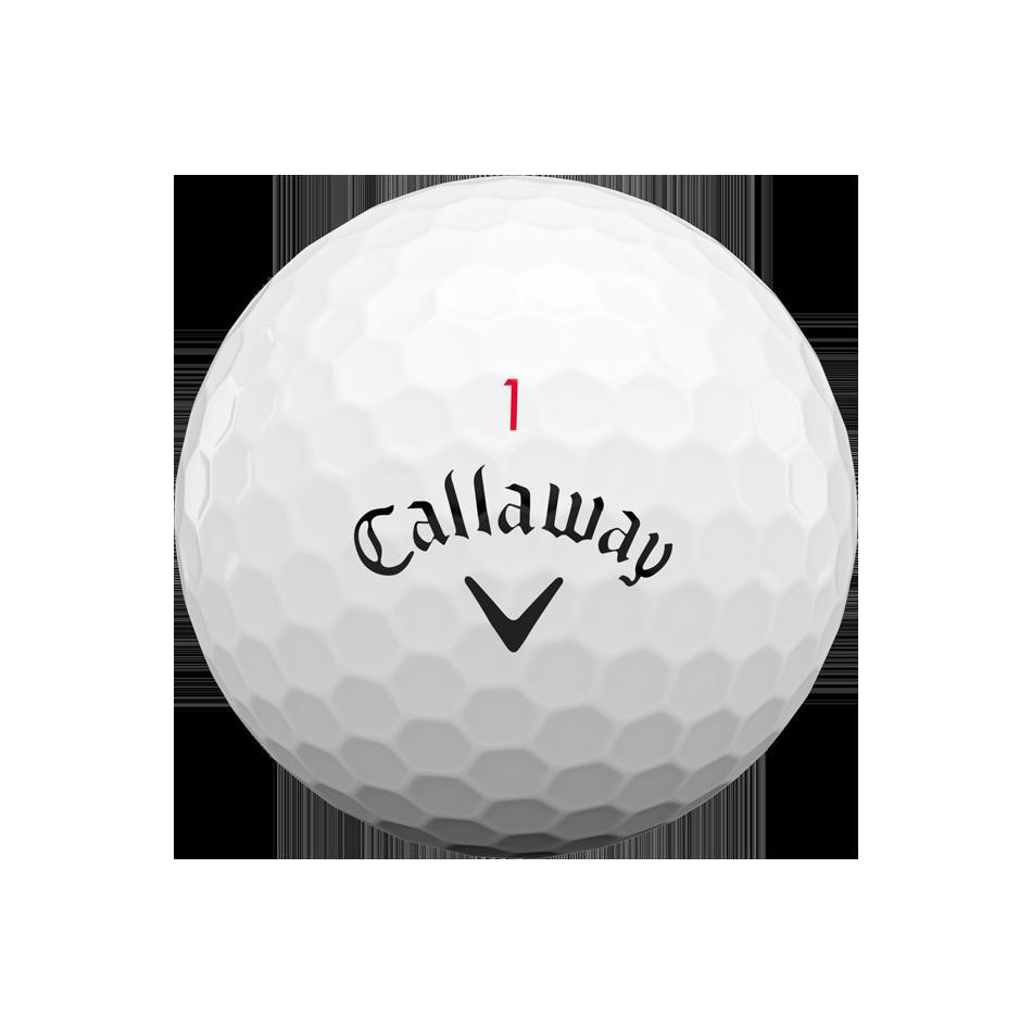 Chrome Soft X Golf Balls - View 3