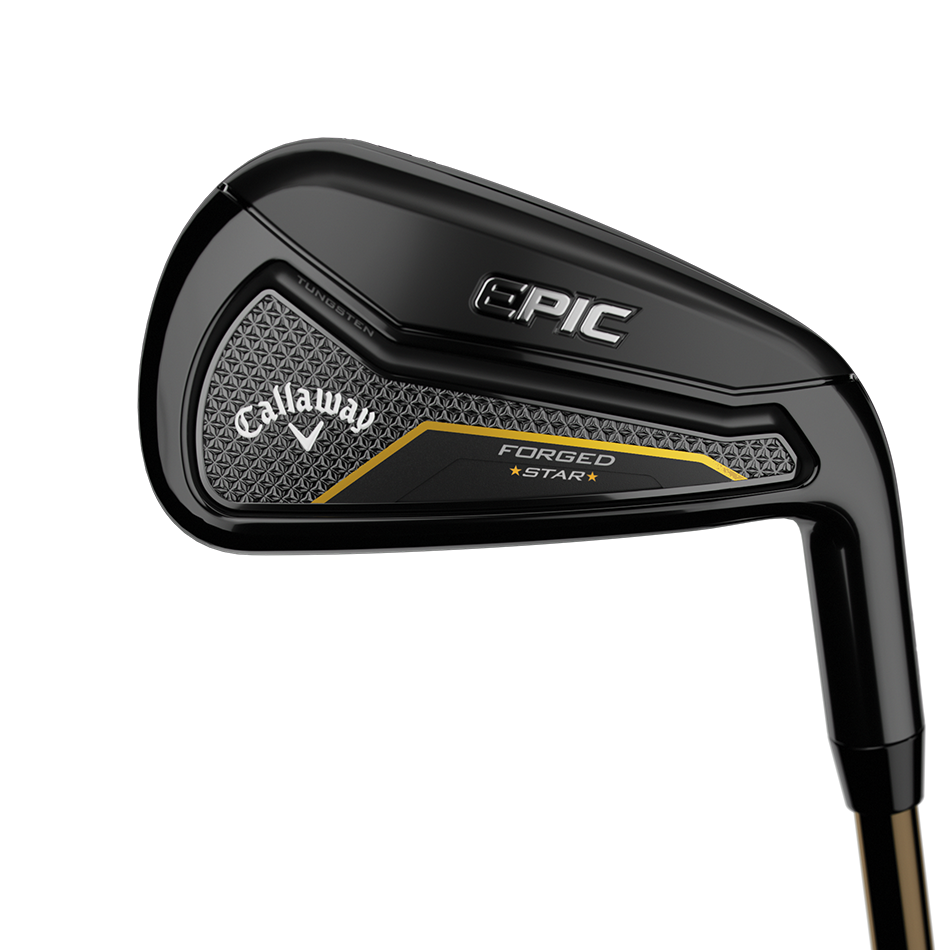 Epic Forged Star Senior High-Lofted Irons - View 2