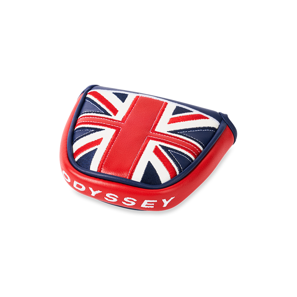 Union Jack Mallet Headcover - Featured