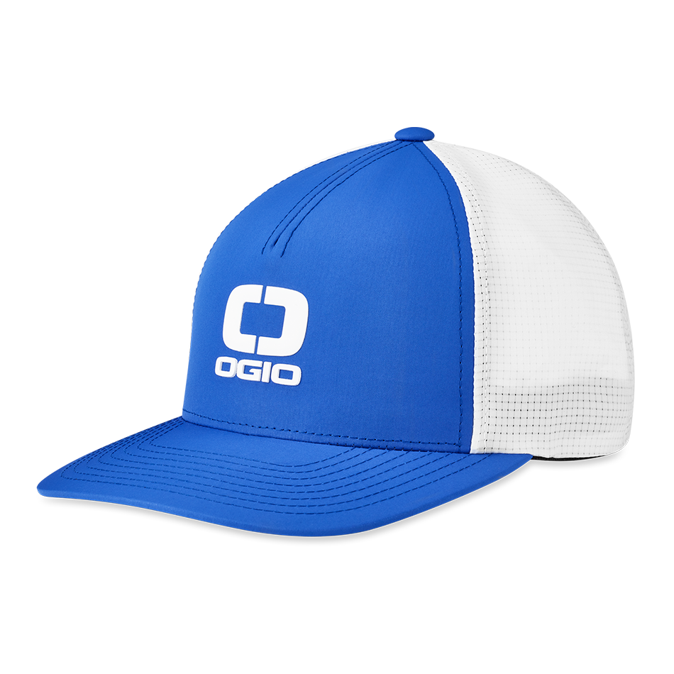 Badge Mesh Hat - Featured
