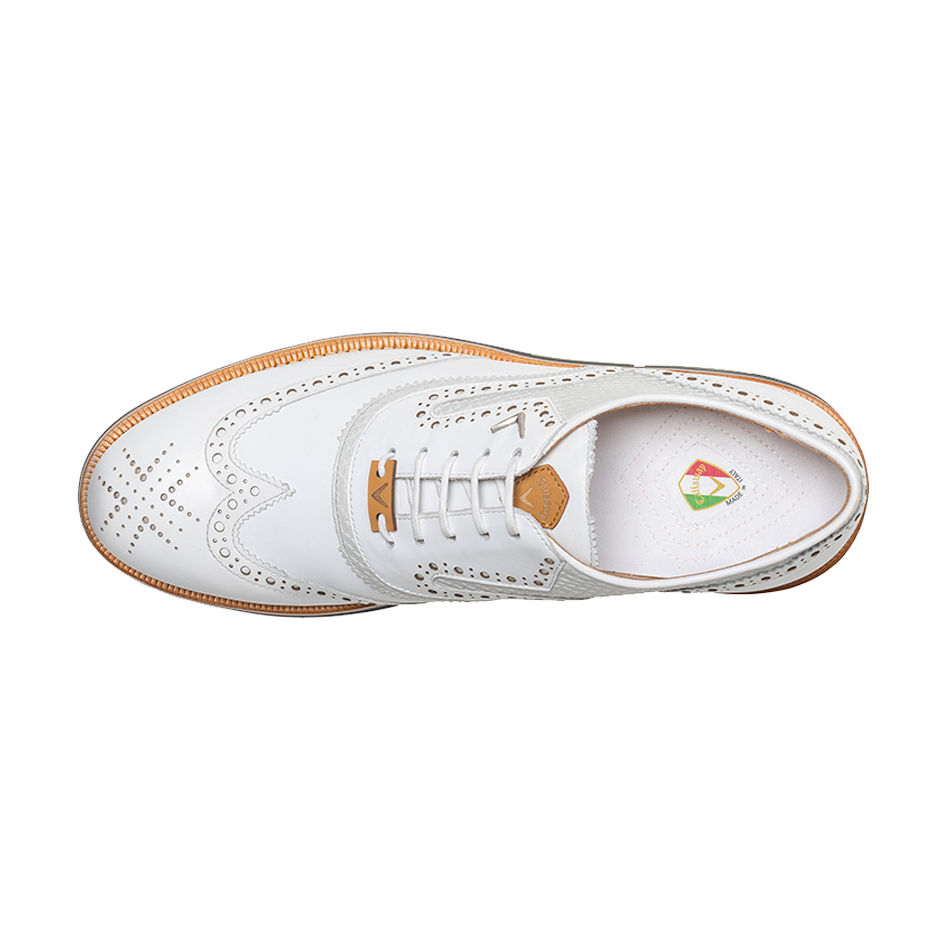 Men's Italia Series Classic Wing S Golf Shoes - View 3