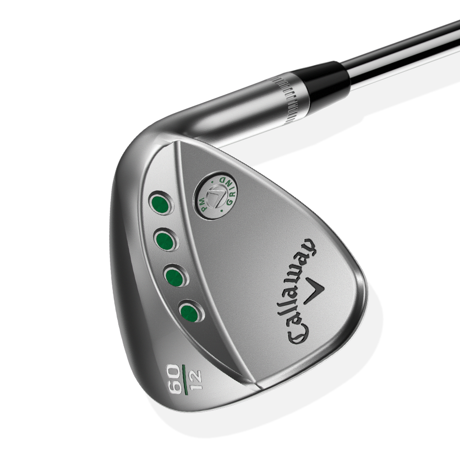 PM Grind 19 Chrome Wedges - Featured