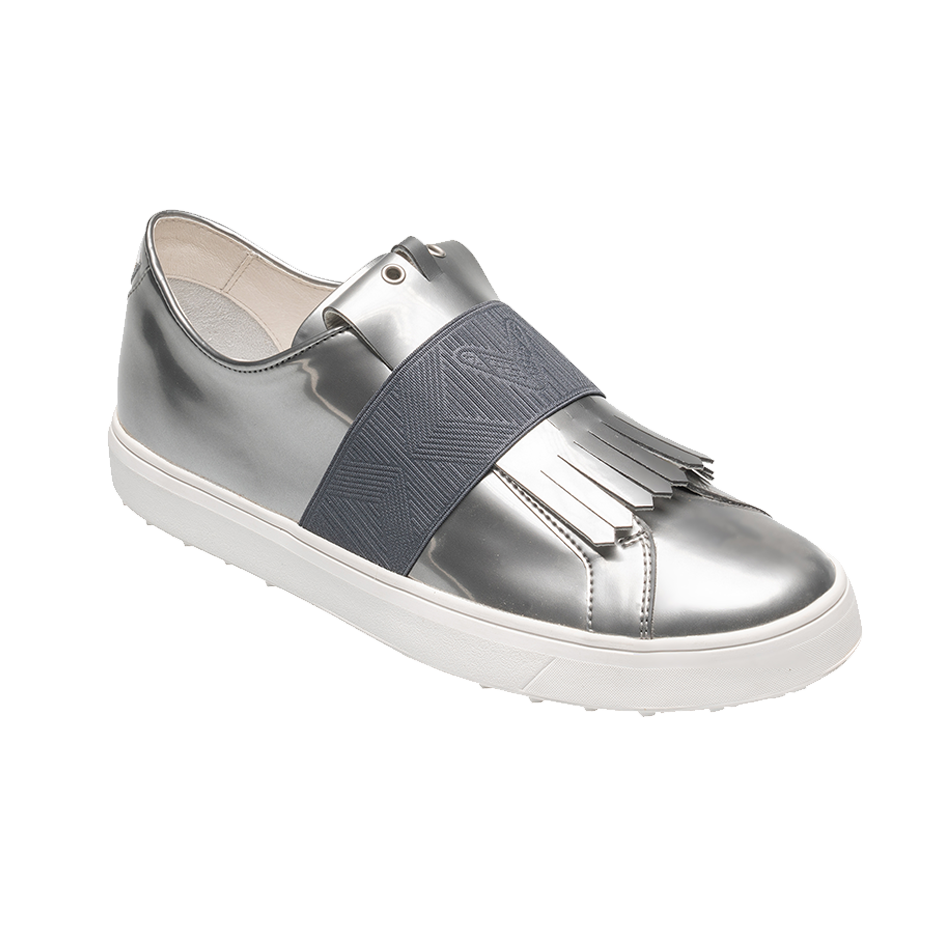 Women's Italia Series Kiltie Golf Shoes - View 4